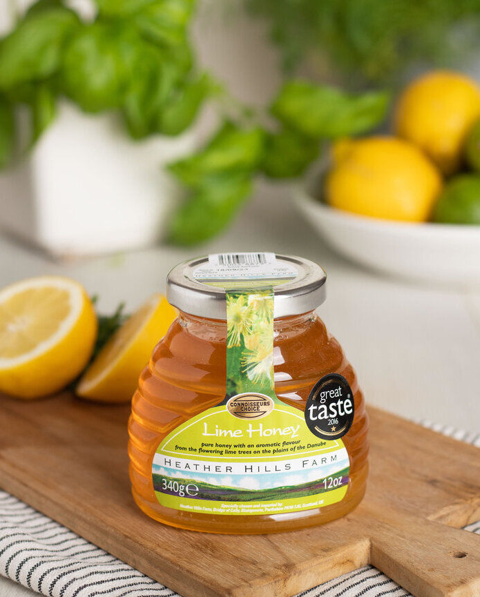 Heather Hills Lime Tree Honey