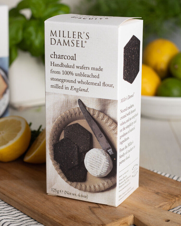 Miller's Damsel Charcoal