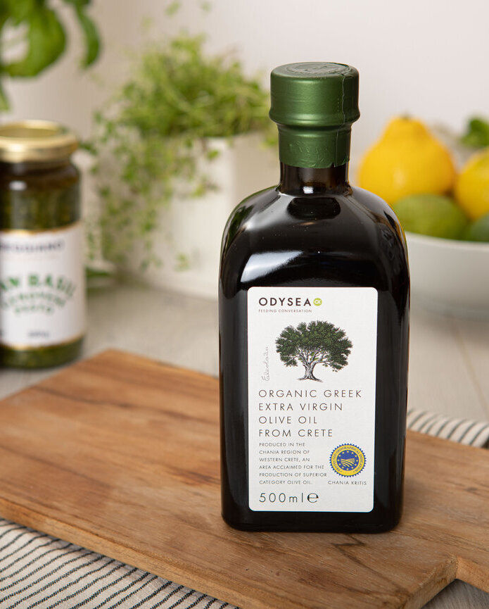 Odysea Extra Virgin Olive Oil