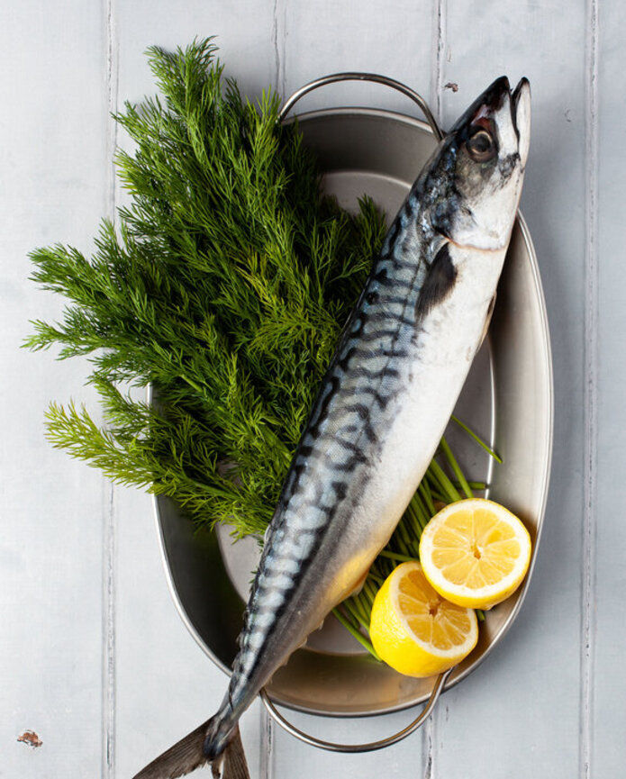 Whole Mackerel