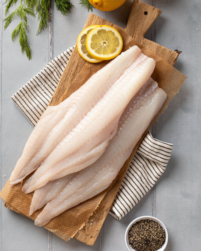 Wild Angel Cut Haddock Fillet